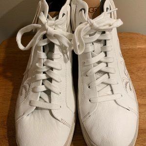 Ugg Men's Brecken High Top Sneakers Size 10.5